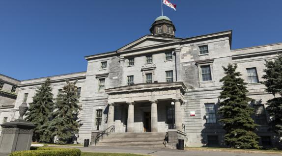 Faculté des Arts, Université McGill [03]