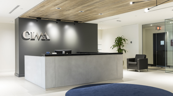 Leasehold improvements to CIMA+ offices
