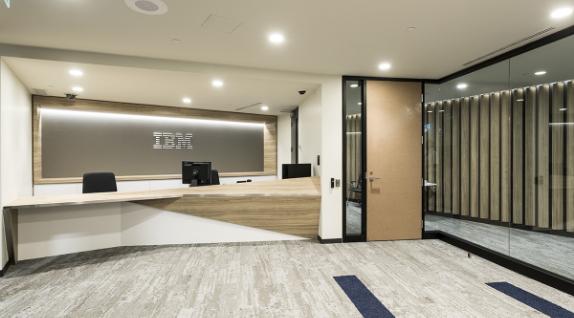 Aménagement des bureaux IBM – Place Ville Marie [03]