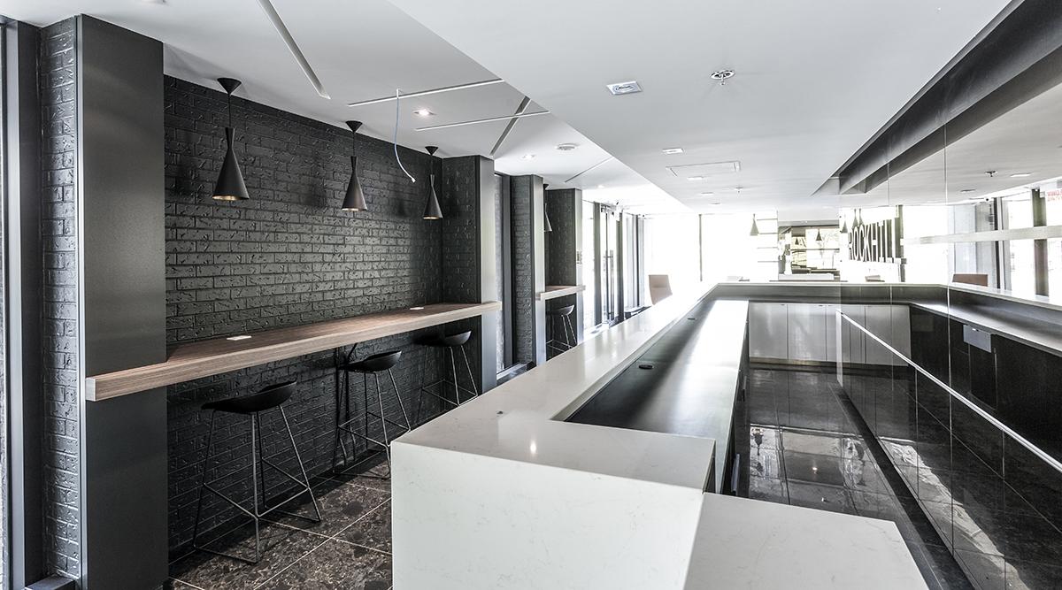Complexe Les Appartements Rockhill : Réaménagements des ...